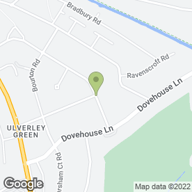 Map of Jerry O'Sullivan & Son in Solihull, west midlands