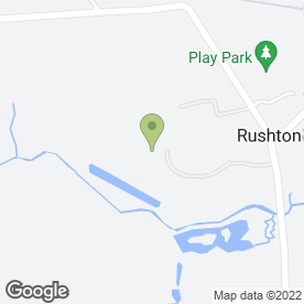 Map of Rushton Hall Hotel & Spa in Kettering, northamptonshire