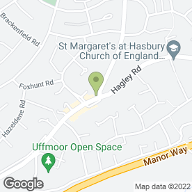 Map of The Hair Parlour in Halesowen, west midlands