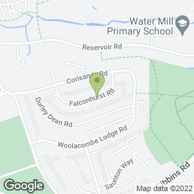 Map of Adam & Eve Fencing Services in Birmingham, west midlands
