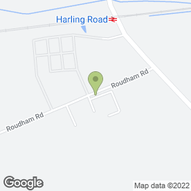 Map of Clarke Gosling Vehicle Engineer in Norwich, norfolk