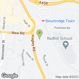 Map of Twinkle Toes Private Day Nursery & Pre School in Stourbridge, west midlands
