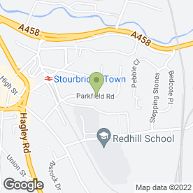 Map of Astral Aerials Ltd in Stourbridge, west midlands