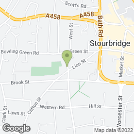 Map of Stourbridge Home Maintenance Co in Stourbridge, west midlands