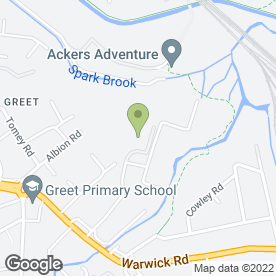 Map of Diamond Decorators Ltd in Birmingham, west midlands