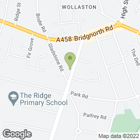 Map of Stourbridge Antique Pine in Stourbridge, west midlands
