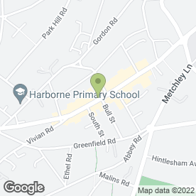 Map of Timpson Locksmith & Safe Engineers in Birmingham, west midlands
