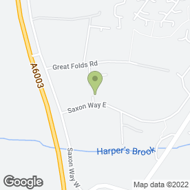 Map of The Staff Supply Co.Ltd, in Corby, northamptonshire