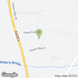 Map of A L Weekes Flooring Ltd in Corby, northamptonshire