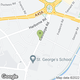 Map of Maxi Medicare Edgbaston in Edgbaston, Birmingham, west midlands