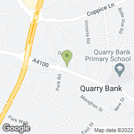 Map of Occasions Fancy Dress in Quarry Bank, Brierley Hill, west midlands