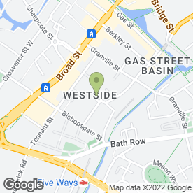 Map of Independent Mortgage Consultants in Birmingham, west midlands