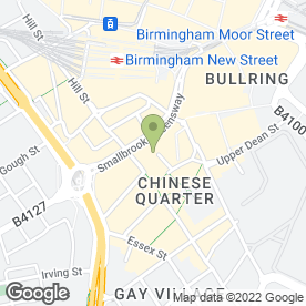 Map of Fair Deal Music Ltd in Birmingham, west midlands