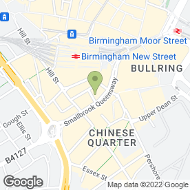 Map of Go Bridal in Birmingham, west midlands