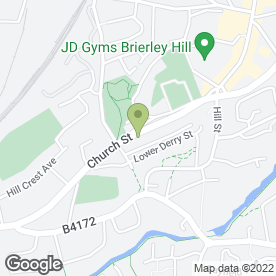 Map of R & D Digital Aerials in Brierley Hill, west midlands