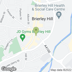 Map of Tech Computers in Brierley Hill, west midlands