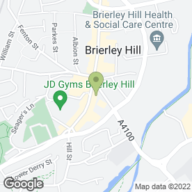 Map of Holistic Splendour Ltd in Brierley Hill, west midlands