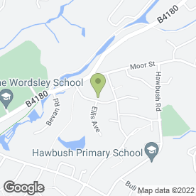 Map of MICROCHIPPING 4 PETS in Brierley Hill, west midlands