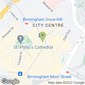 Map of Christodoulous Hair & Beauty in Birmingham, west midlands