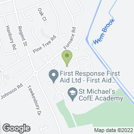 Map of My Specialities Co.Ltd in Bedworth, warwickshire