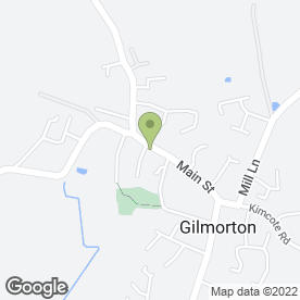 Map of COMBIFIX MIDLANDS in Gilmorton, Lutterworth, leicestershire