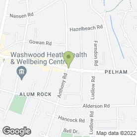 Map of Alum Auto Spares in Alum Rock, Birmingham, west midlands