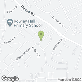 Map of Arte Training Services in Rowley Regis, west midlands