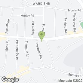 Map of Abigail Friday Electrolysis & Beauty Clinic in Birmingham, west midlands