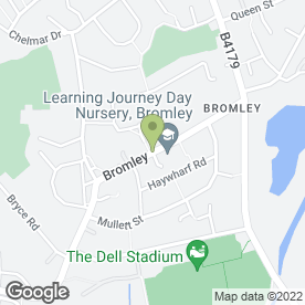 Map of Green Tree Care Ltd in Brierley Hill, west midlands