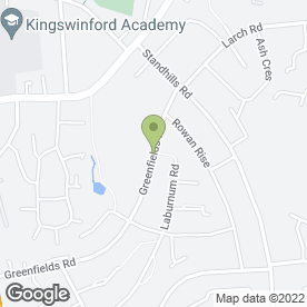 Map of Harris Antiques & Collectables in Kingswinford, west midlands