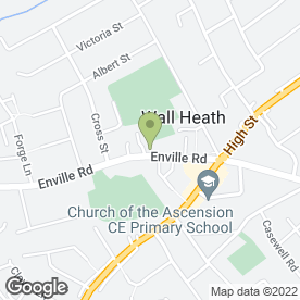 Map of Renew Beauty in Wall Heath, Kingswinford, west midlands