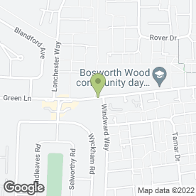 Map of Drs Simon P.D & Suryani S.K in Castle Bromwich, Birmingham, west midlands