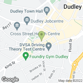 Map of Bhandal & Associates in Coventry, west midlands