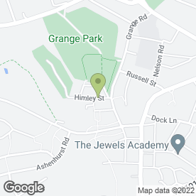 Map of Paveright UK Ltd in Dudley, west midlands