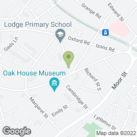 Map of Value Vets (West Bromwich) in West Bromwich, west midlands
