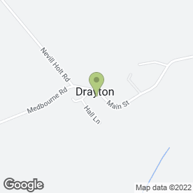 Map of S.Y Plastering in Drayton, Market Harborough, leicestershire