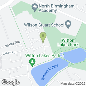 Map of Cut & Sew in Birmingham, west midlands