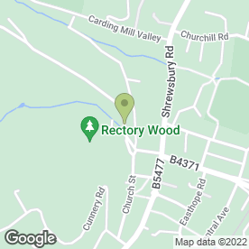 Map of Dr Khanna BDS in Church Stretton, shropshire