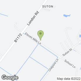 Map of PCT Care Services Ltd in Suton, Wymondham, norfolk