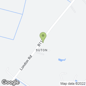 Map of DriveMe-Crazy Driving School in Suton, Wymondham, norfolk