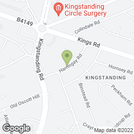 Map of Simply Floor Sanding in Birmingham, west midlands