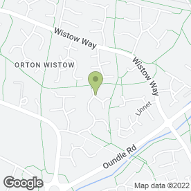 Map of CD-2-Celebrate in Orton Wistow, Peterborough, cambridgeshire