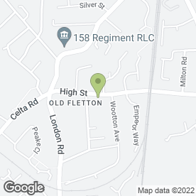 Map of F Wade & Son in Old Fletton, Peterborough, cambridgeshire