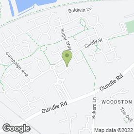 Map of Paul Tee Painting & Decorating in Peterborough, cambridgeshire