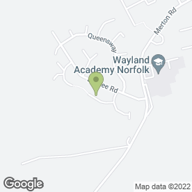 Map of 2 & Fro Taxis in Watton, Thetford, norfolk