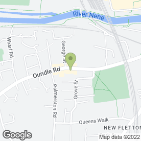 Map of Ming Garden Takeaway in Peterborough, cambridgeshire
