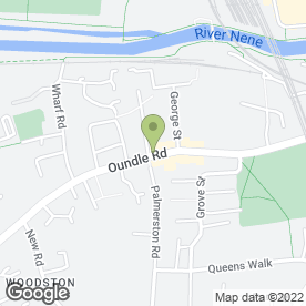 Map of Woodston Cycles Ltd in Peterborough, cambridgeshire