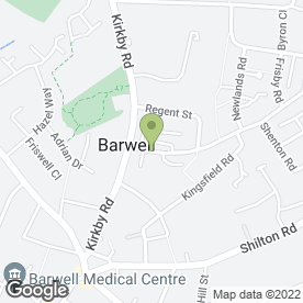 Map of smartdiggers.co.uk in Barwell, Leicester, leicestershire