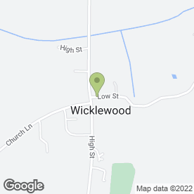 Map of K.J Waterfield in Wicklewood, Wymondham, norfolk