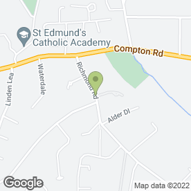 Map of Ace Electrical Ltd in Wolverhampton, west midlands
